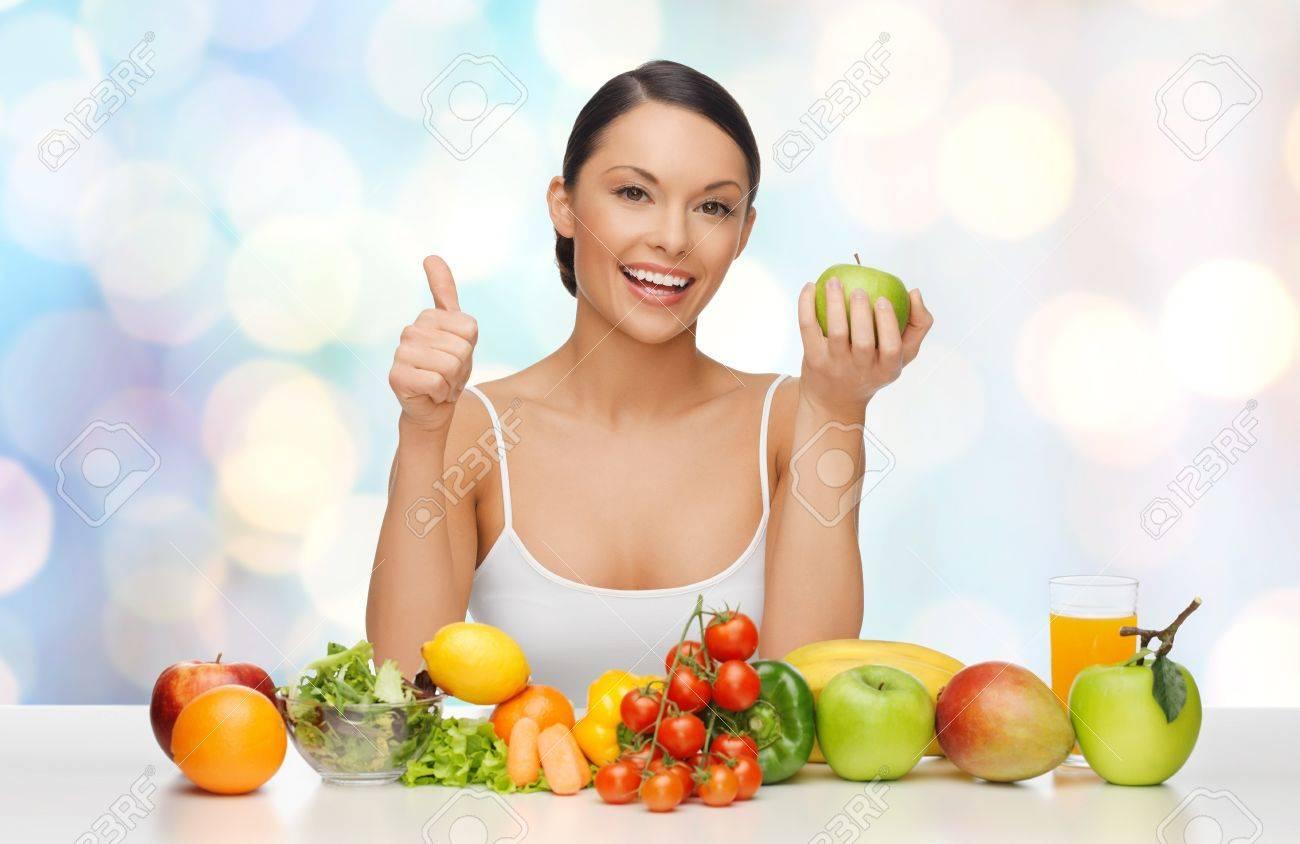 Как питаться, чтобы похудел живот, питание для похудения в
