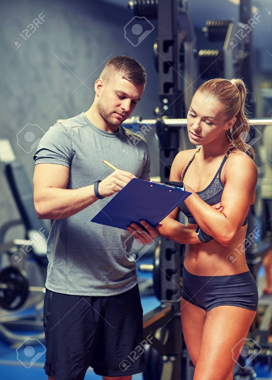 diet and exercise plan with trainer