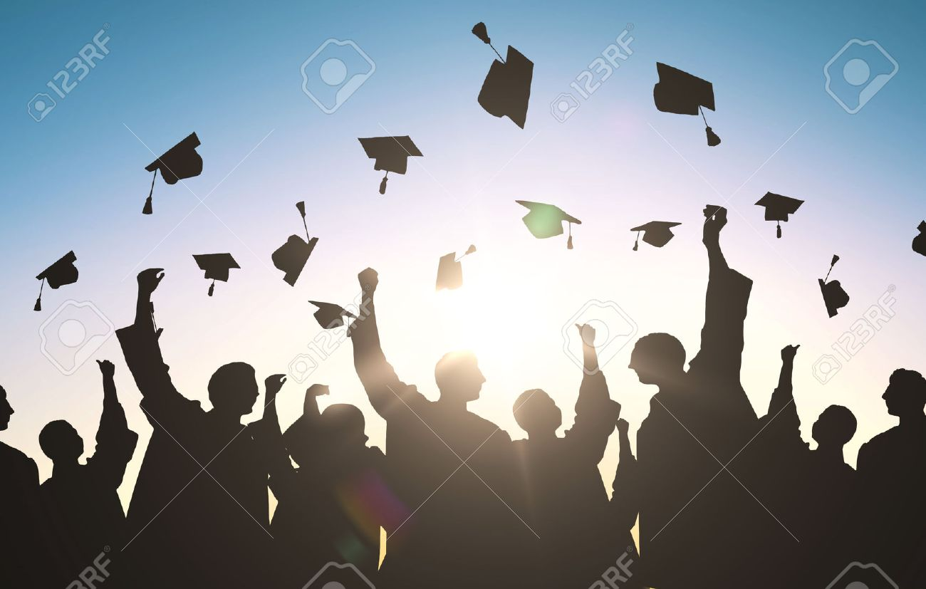 Cap And Gown Stock Photos. Royalty Free Cap And Gown Images