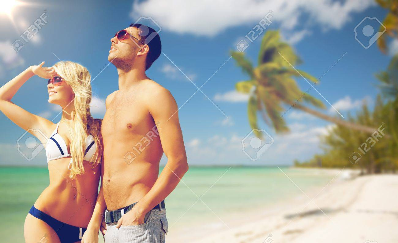 People Summer Holidays Travel And Vacation Concept