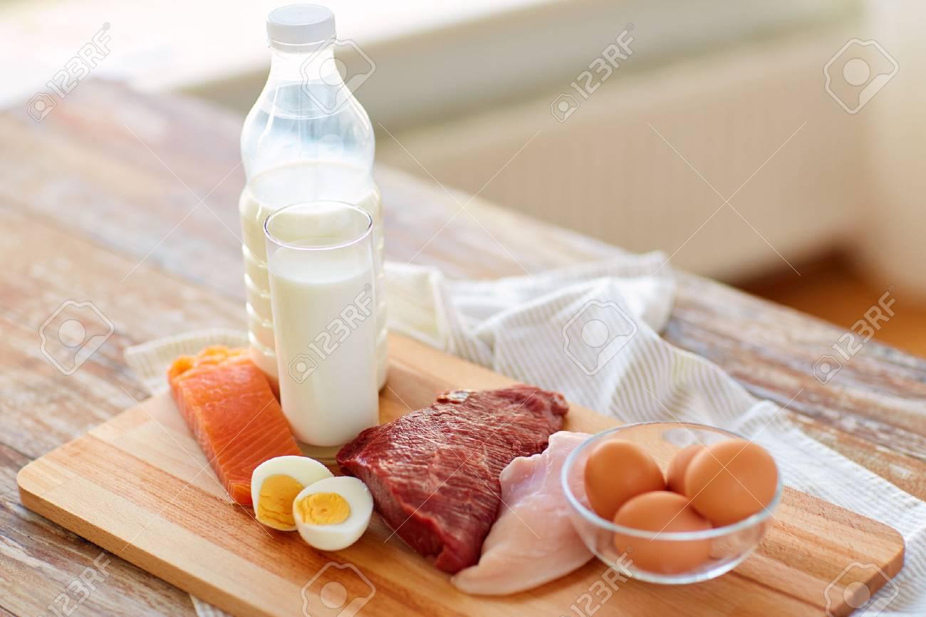 Ei und Fleisch Diät