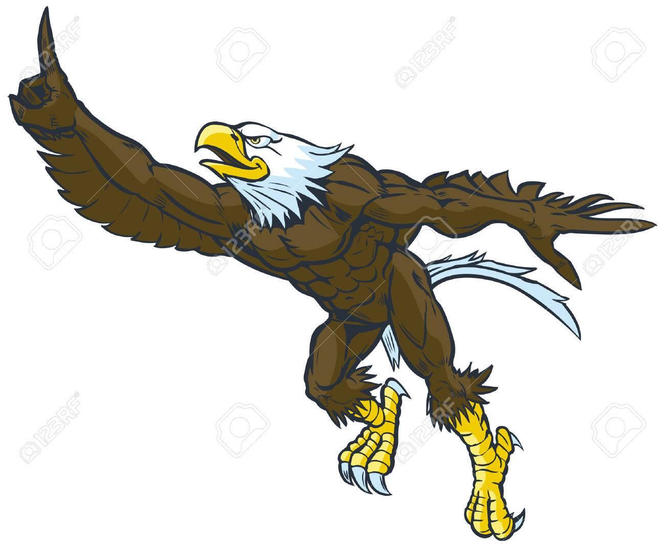 Dorable águila Calva Páginas Para Colorear Para Niños Foto - Dibujos ...