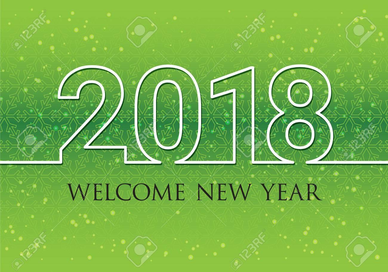 Frohes Neues Jahr 2018 Wünsche Dir Alles Gute Wie Immer In Diesem