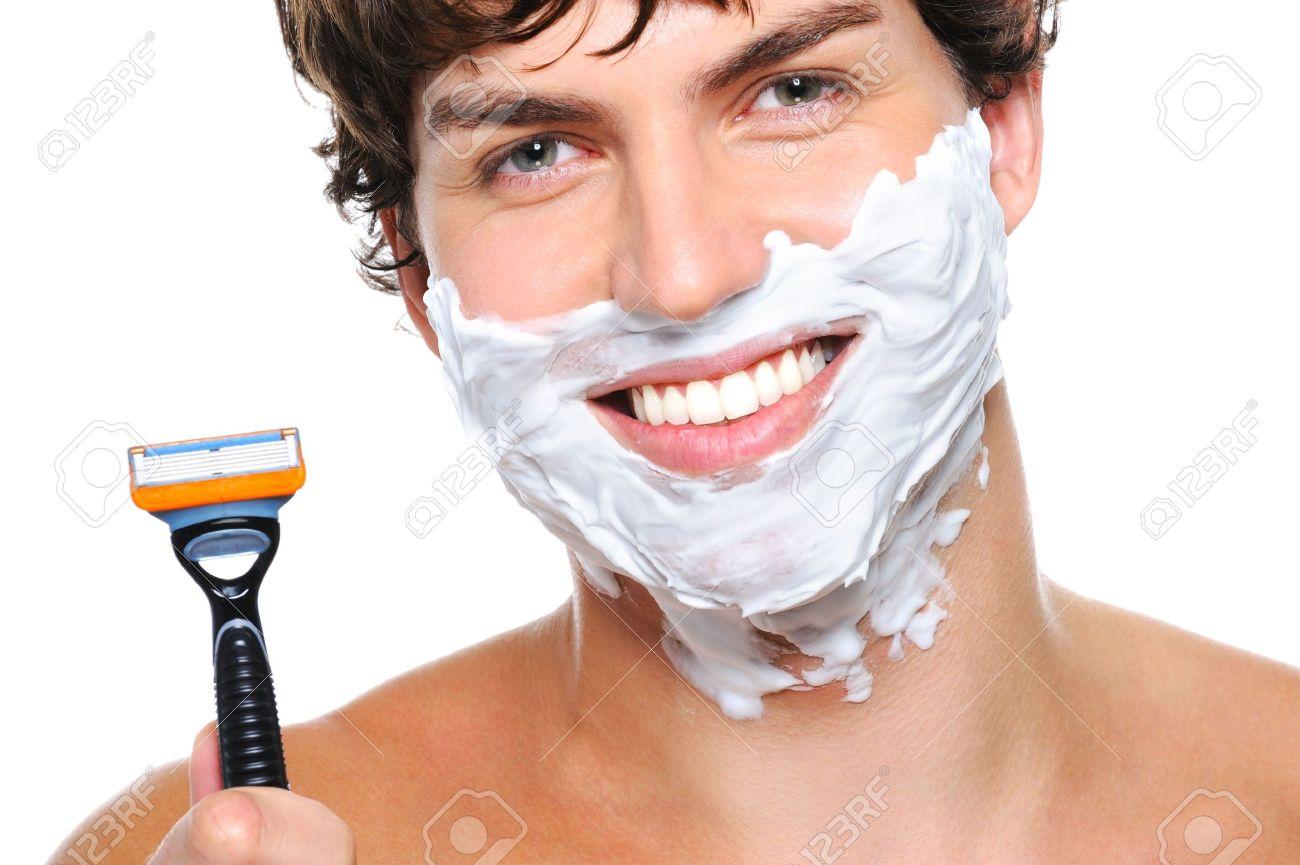 Смотреть как женщина бреется 13 фотография