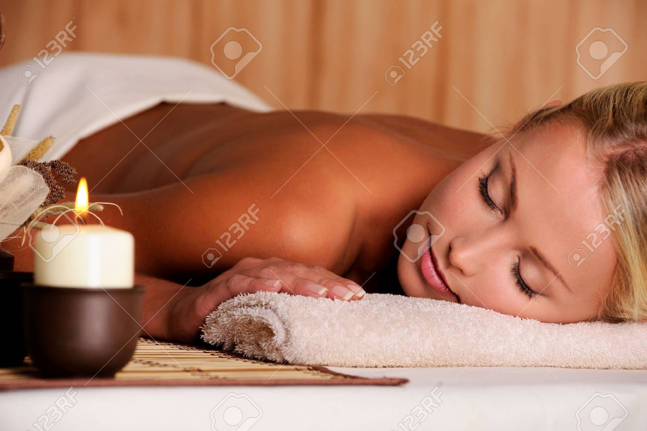 Dayspa for young beauty fresh female Stock Photo - 5830717