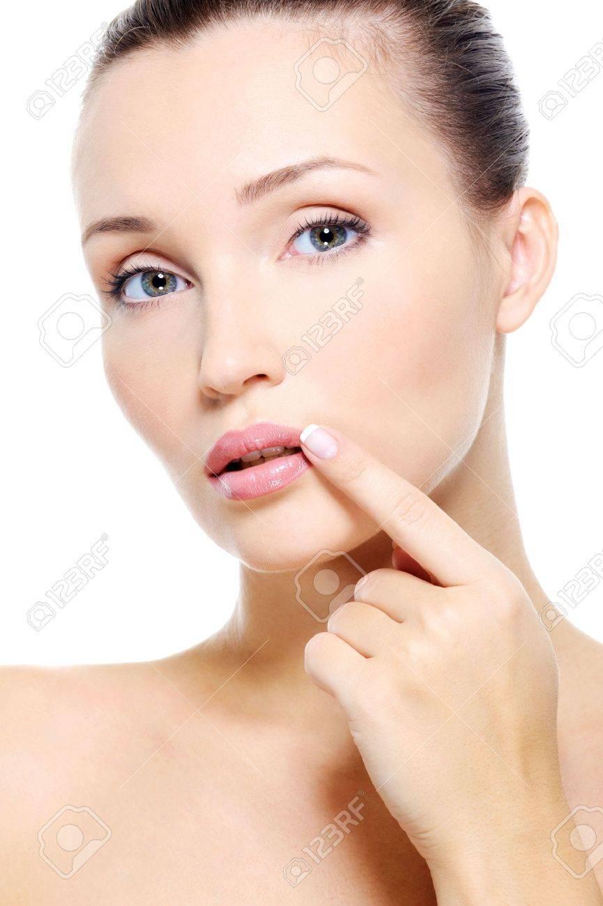 Морщины над верхней губой - как быстро и эффективно убрать 51