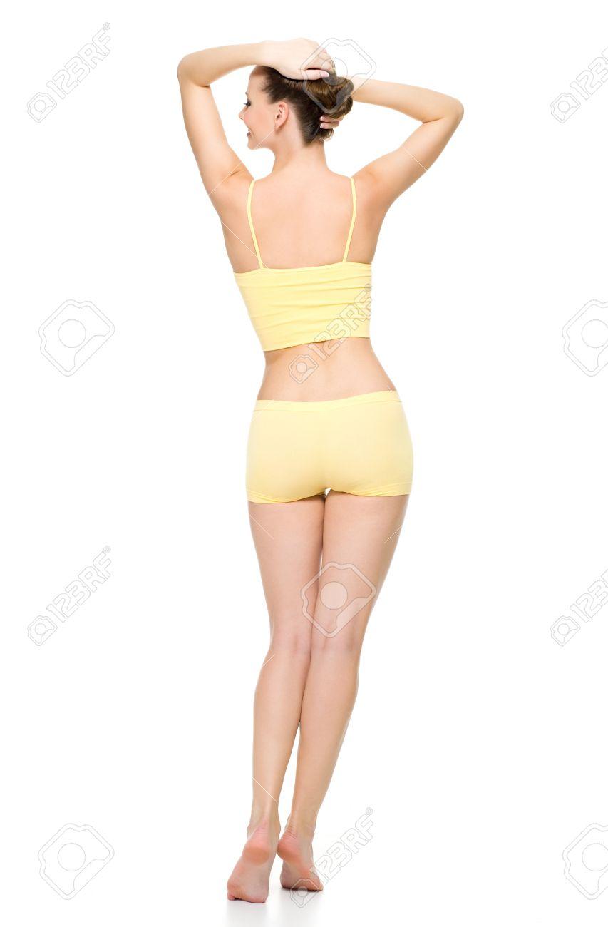 Фото женская фигура сзади 11 фотография