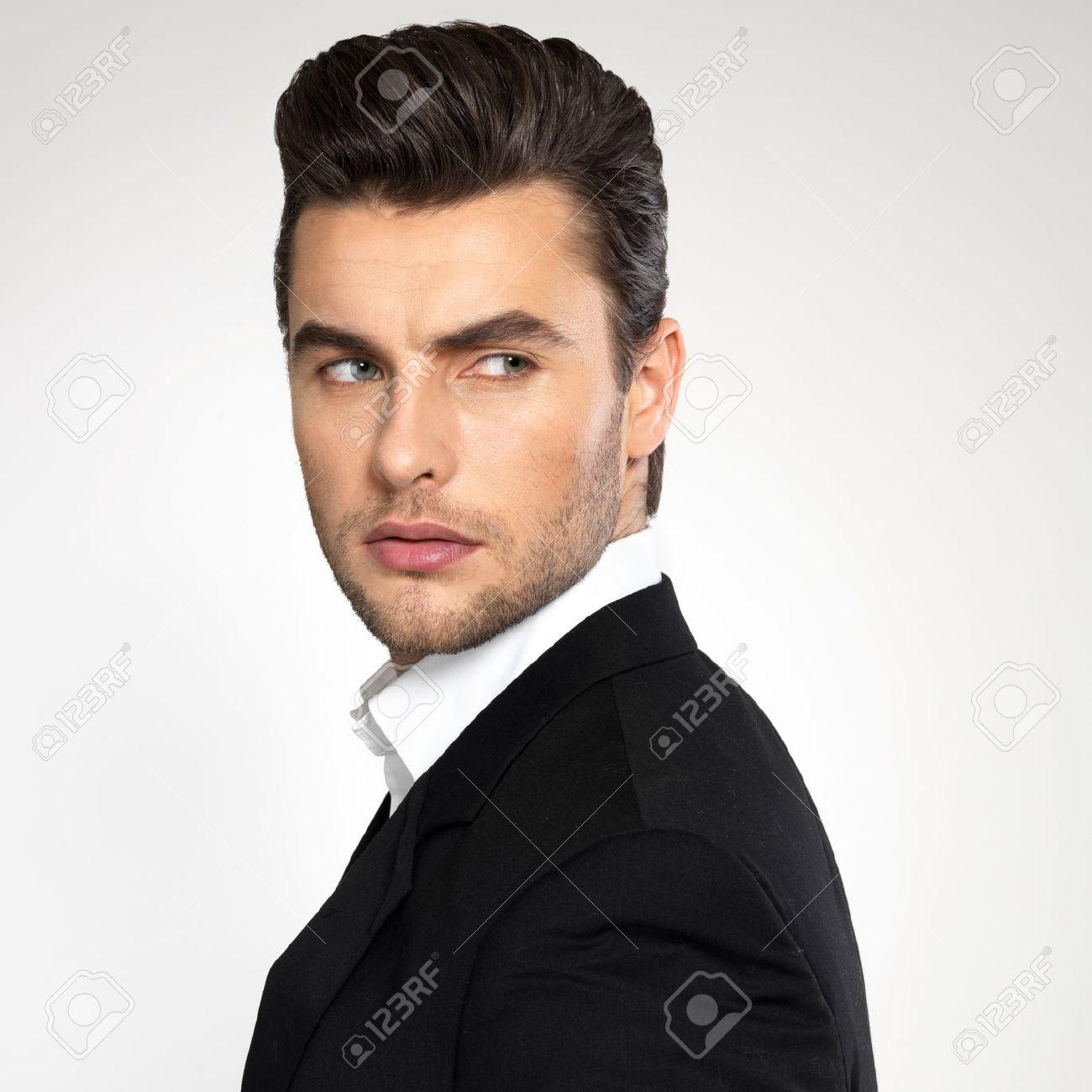 Мелирование на черные волосы парню