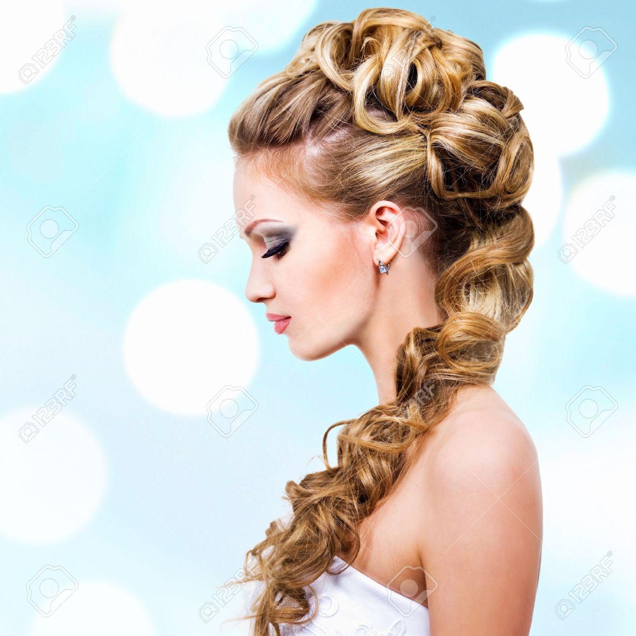 Причёски с кудрями на волосы