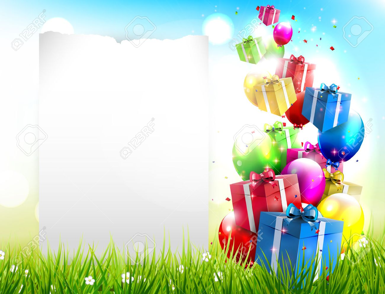 birthday background images Birthday Background With Place For Text Royalty Free Cliparts  birthday background images