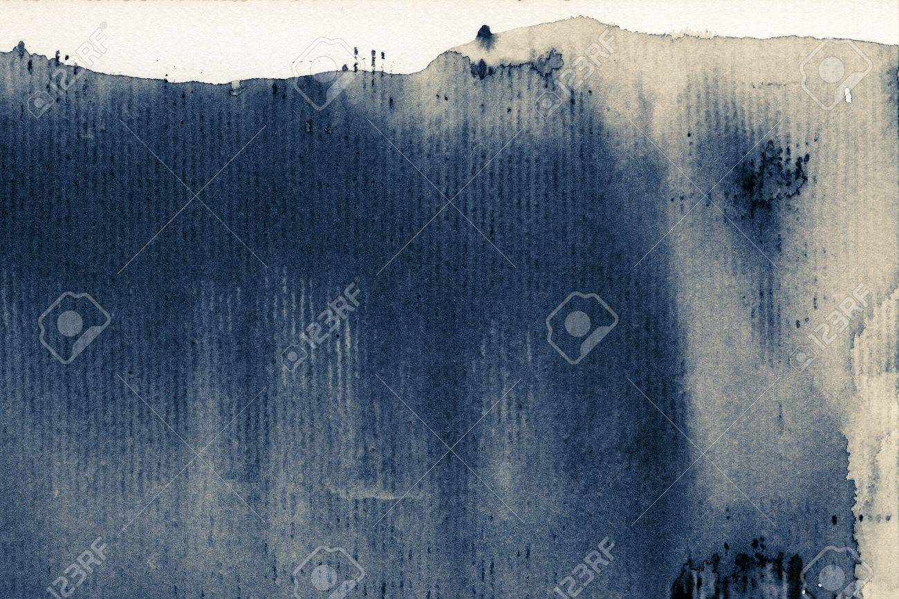 Abstract painted grunge background, ink texture Stock Photo - 13013028