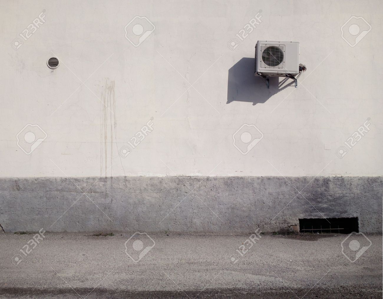 Aged street wall background, texture Stock Photo - 14517619