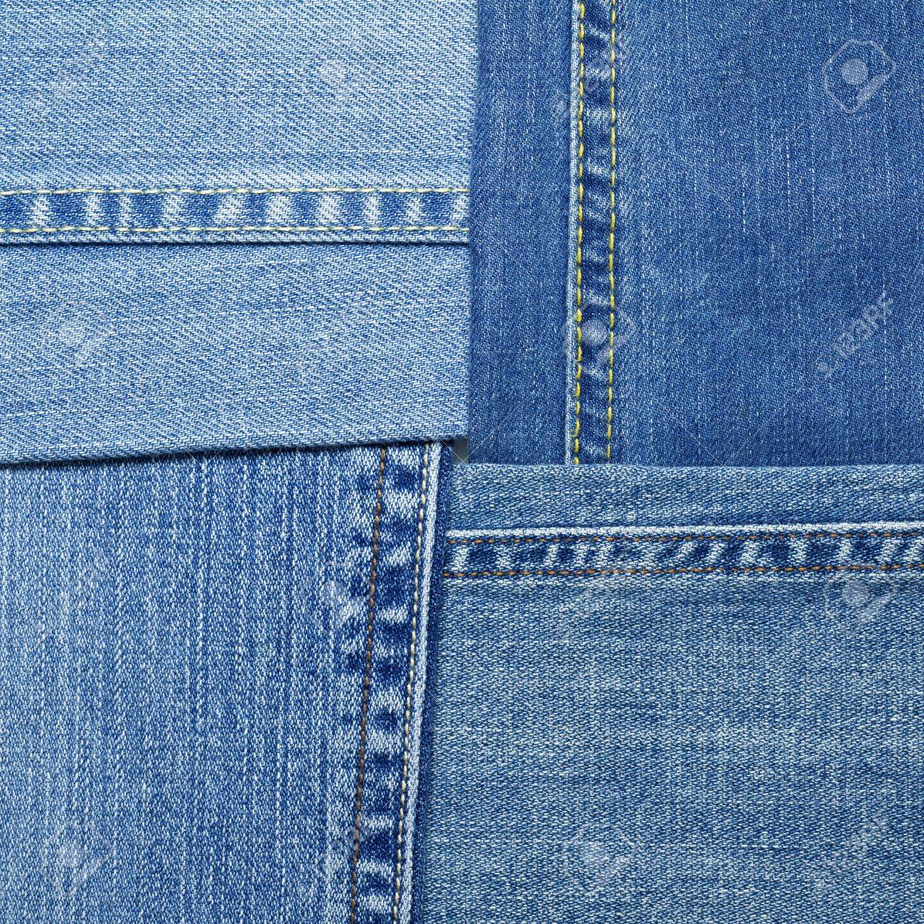 Blue Denim Jeans Texture Background Stock Photo Picture And Royalty Free Image Image 15703469