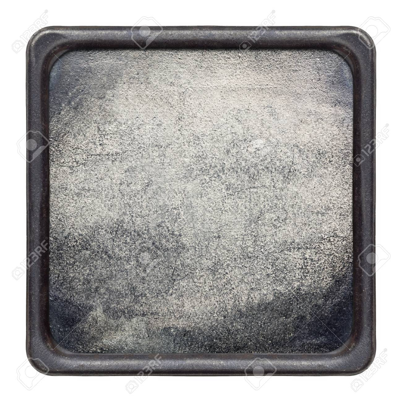 Framed metal plate texture Stock Photo - 23335572
