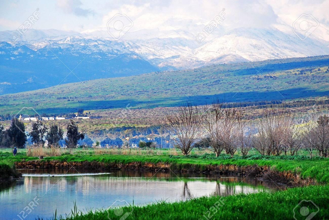 ガリラヤと北イスラエルのゴラン...