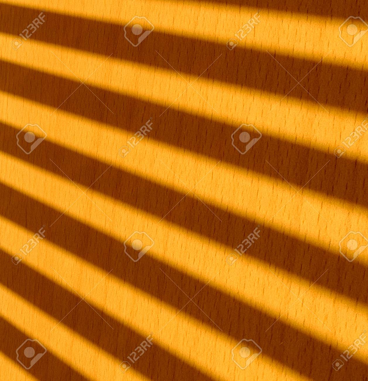 The Shadow Of The Sun Blinds On The Doors Of Wardrobe Stock Photo Picture And Royalty Free Image Image 118122553