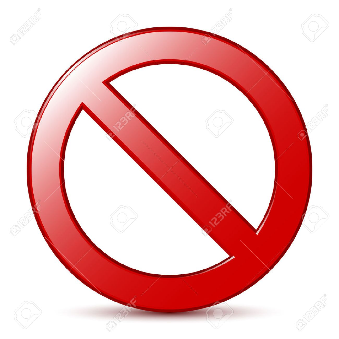 No Sign. Vector - 42096096