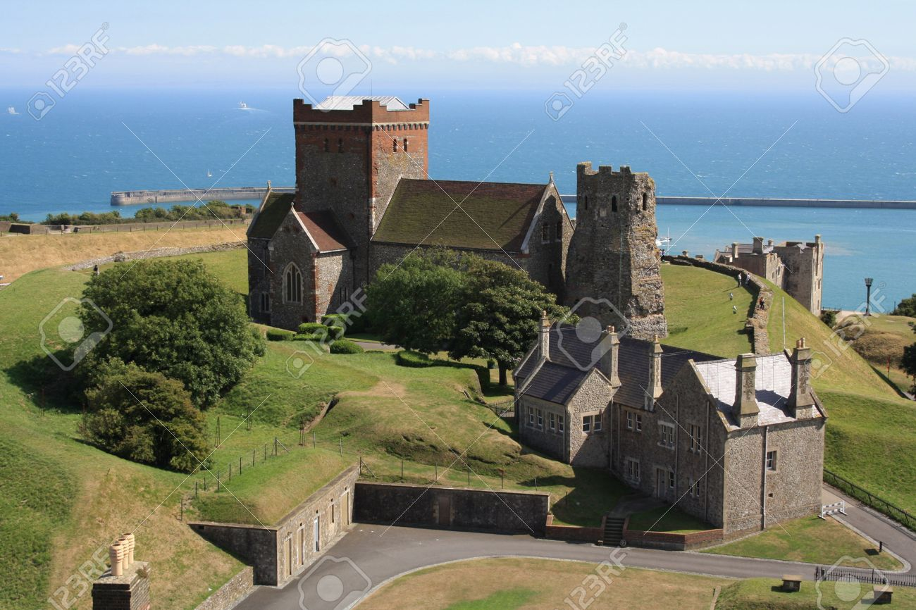 Dover castle england uk stock photo picture and royalty free dover castle england uk stock photo 23003497 sciox Image collections