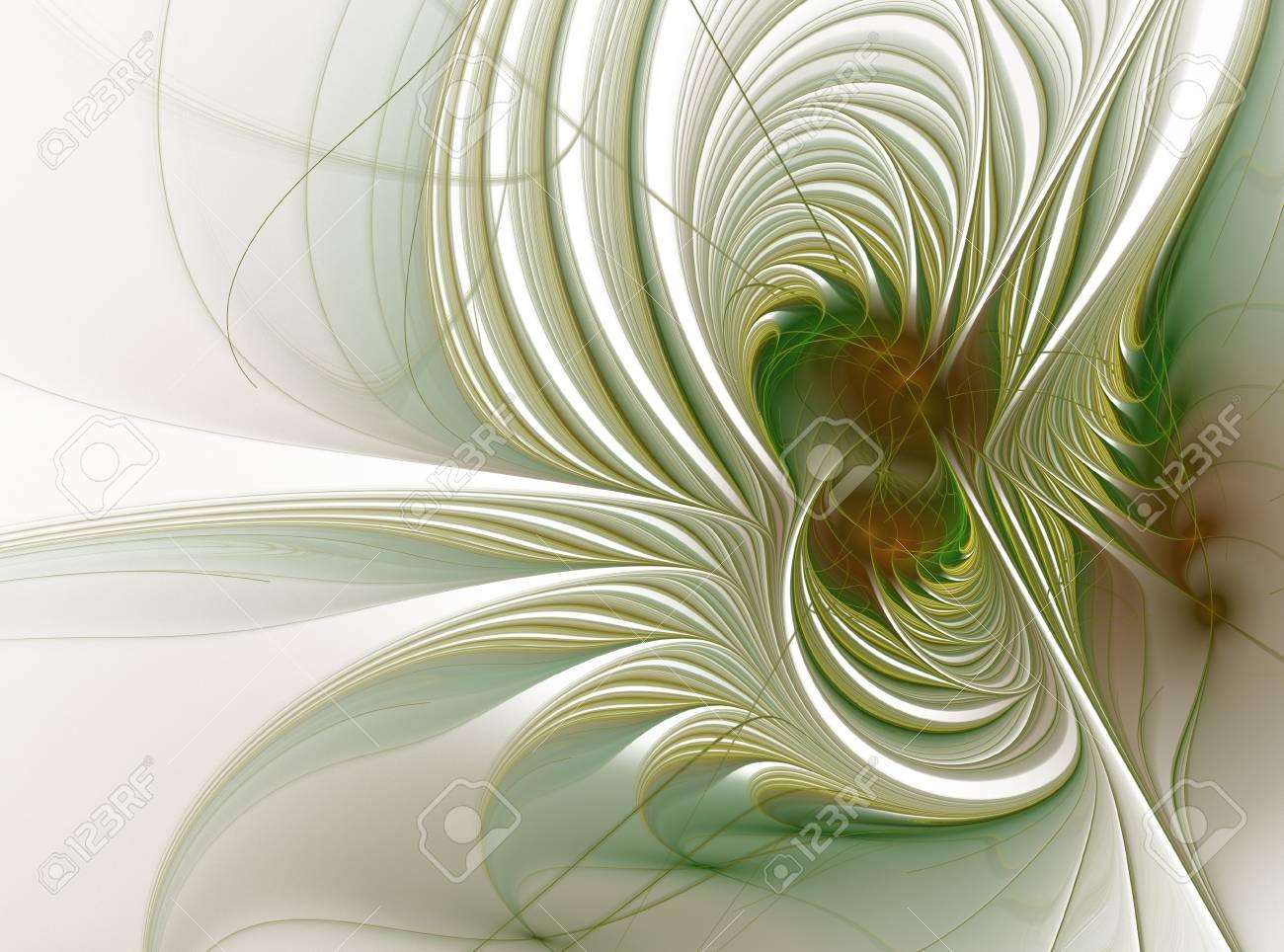 Abstract Art Computer