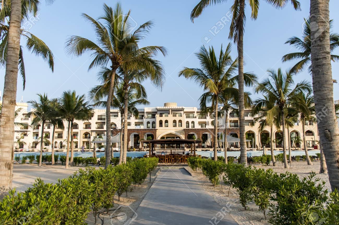 Oman Salalah 19 10 2016 Amazing Hotel Al Fanar At Souly Bay