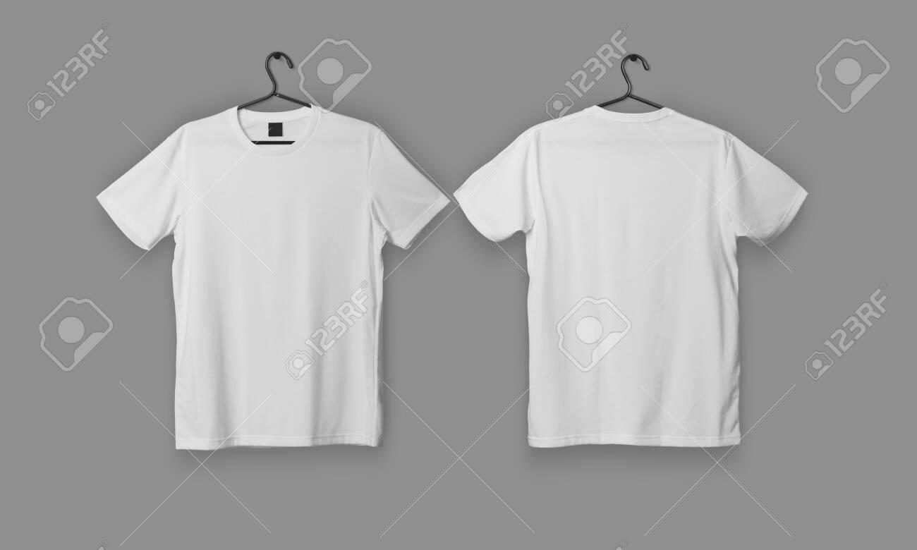 Realistic T-Shirt mockup template - 153819608