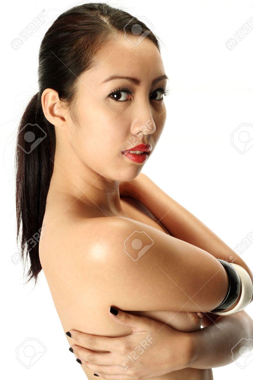 Boy nude boner in front of woman