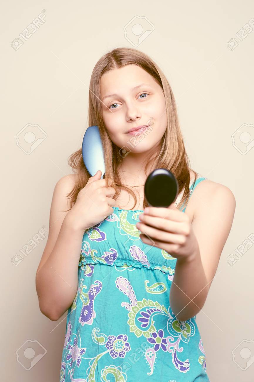 teen hairbrush