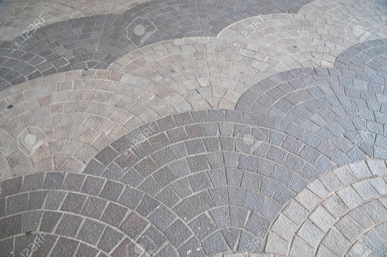 Steinfliesen  Welle Fliesen Grau Steinfliesen Boden-Hintergrund Lizenzfreie ...
