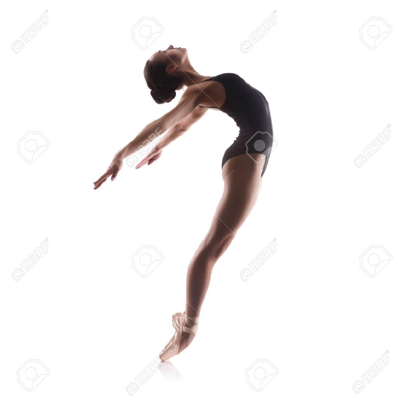 Young balet dancer Stock Photo - 18665537