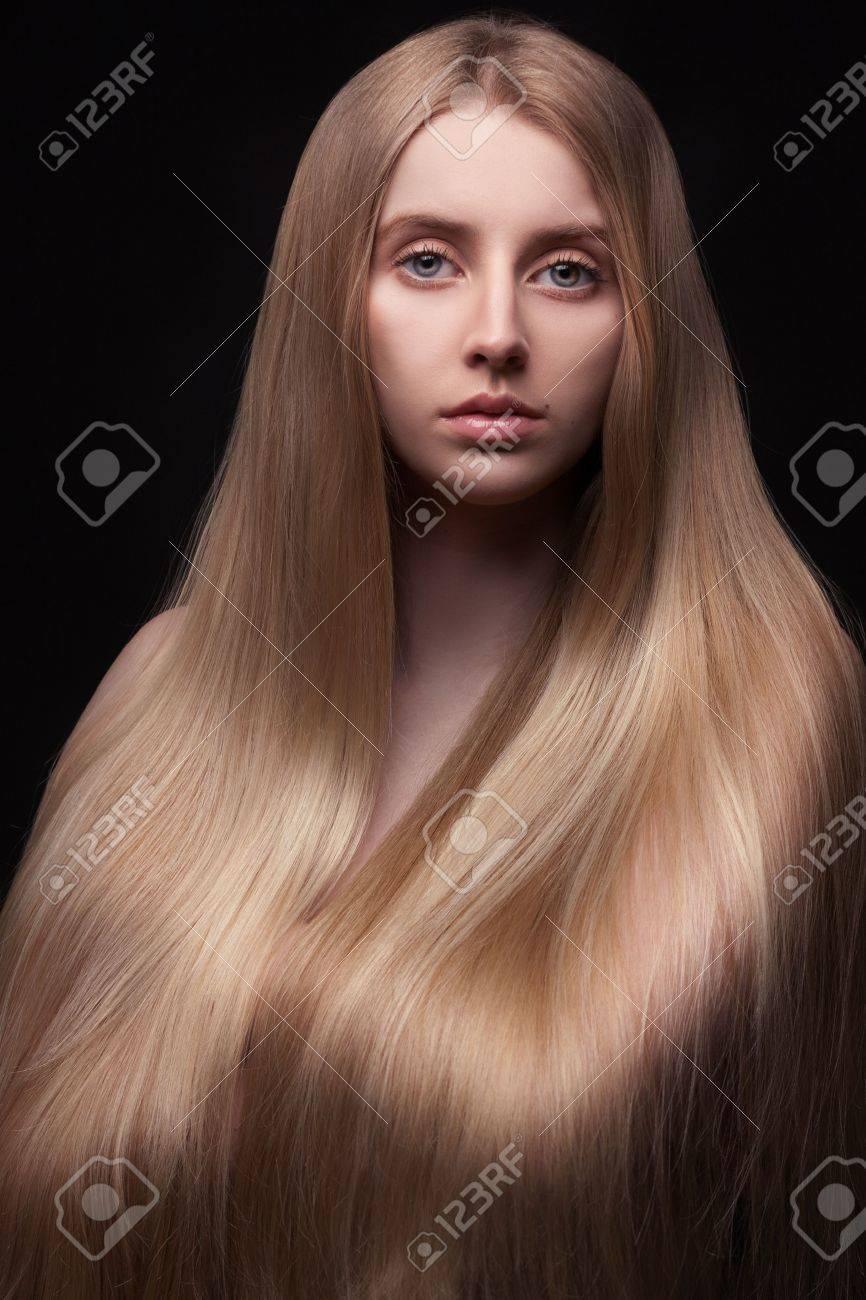 Mit haaren jungs langen Lange Haare