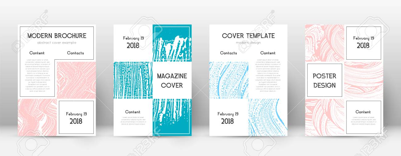 Cover Page Template | Cover Page Design Template Business Brochure Layout Bewitching