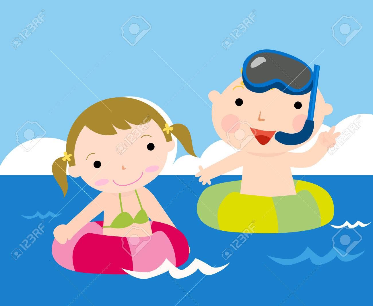 summer holiday Stock Vector - 30723996