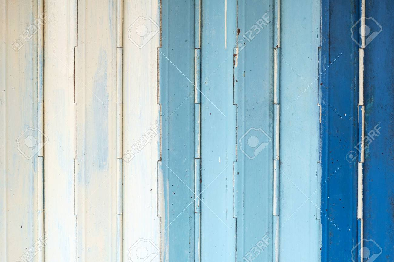 Blue white door texture background Stock Photo - 53517484 & Blue White Door Texture Background Stock Photo Picture And Royalty ...