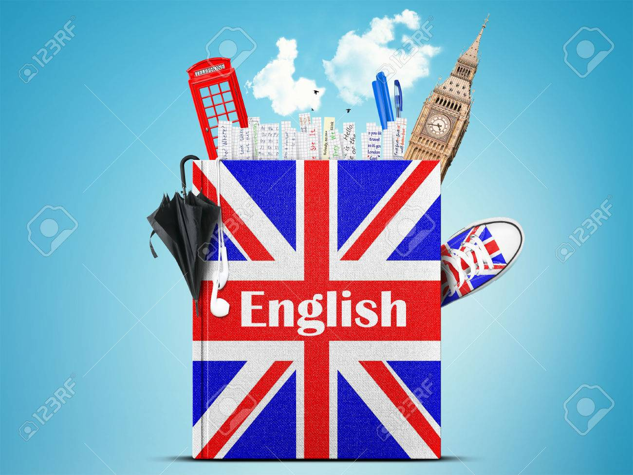 English Language Stock Photo, ...
