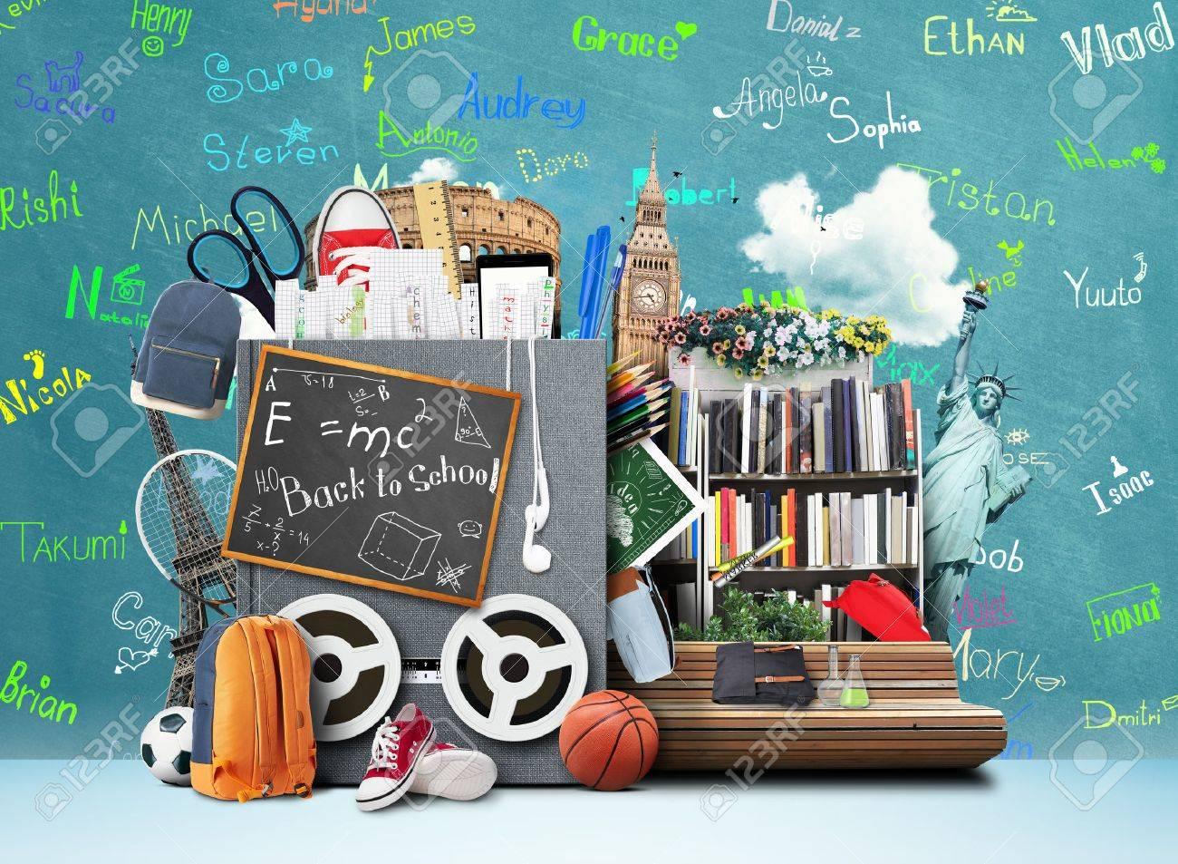 education Stock Photo - 45153412