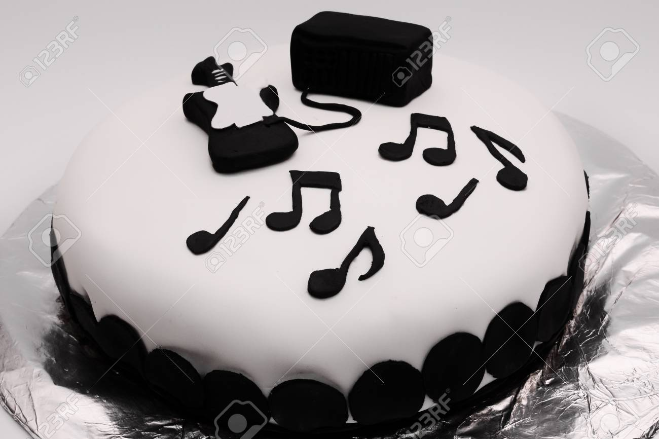 Amazing Sweet Pastry Decorated Birthday Cake Stock Photo Picture And Funny Birthday Cards Online Alyptdamsfinfo