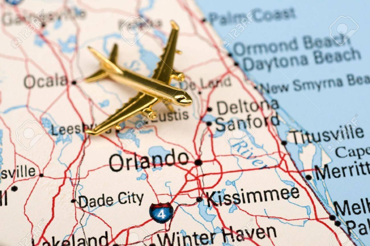 Plane Flying into Orlando on california orlando, windsor hills orlando, baldwin park orlando, sunland orlando, hollywood orlando,
