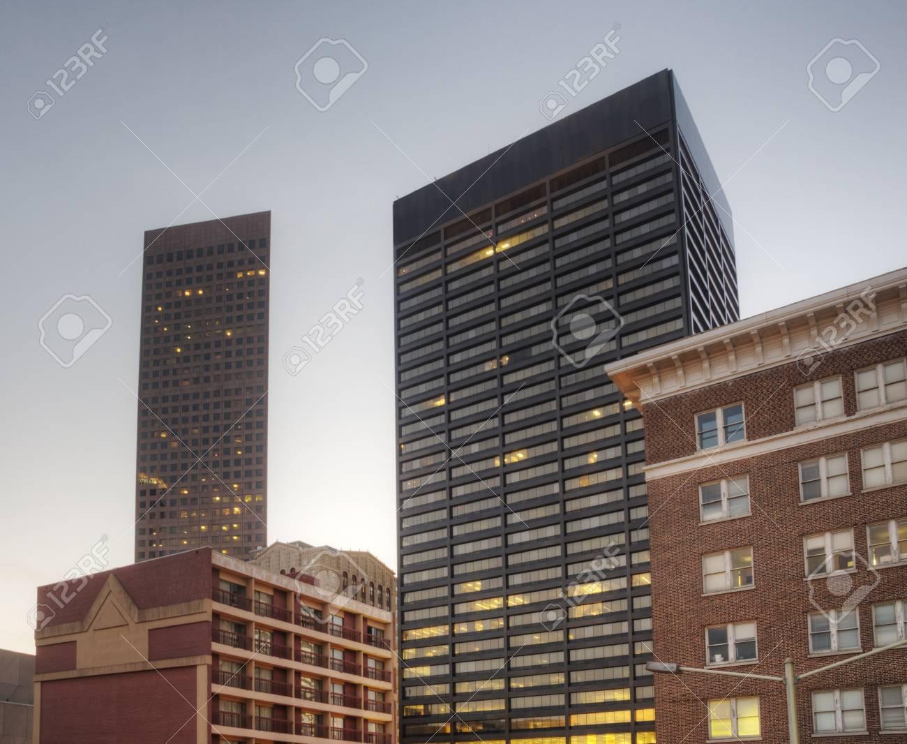 HDR of Atlanta Stock Photo - 16297099