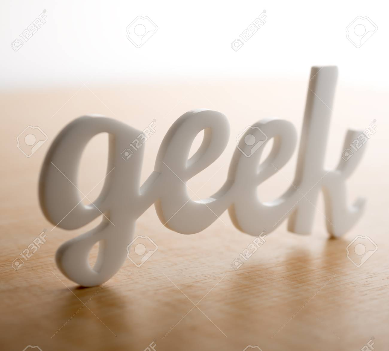 Geek Stock Photo - 17677951