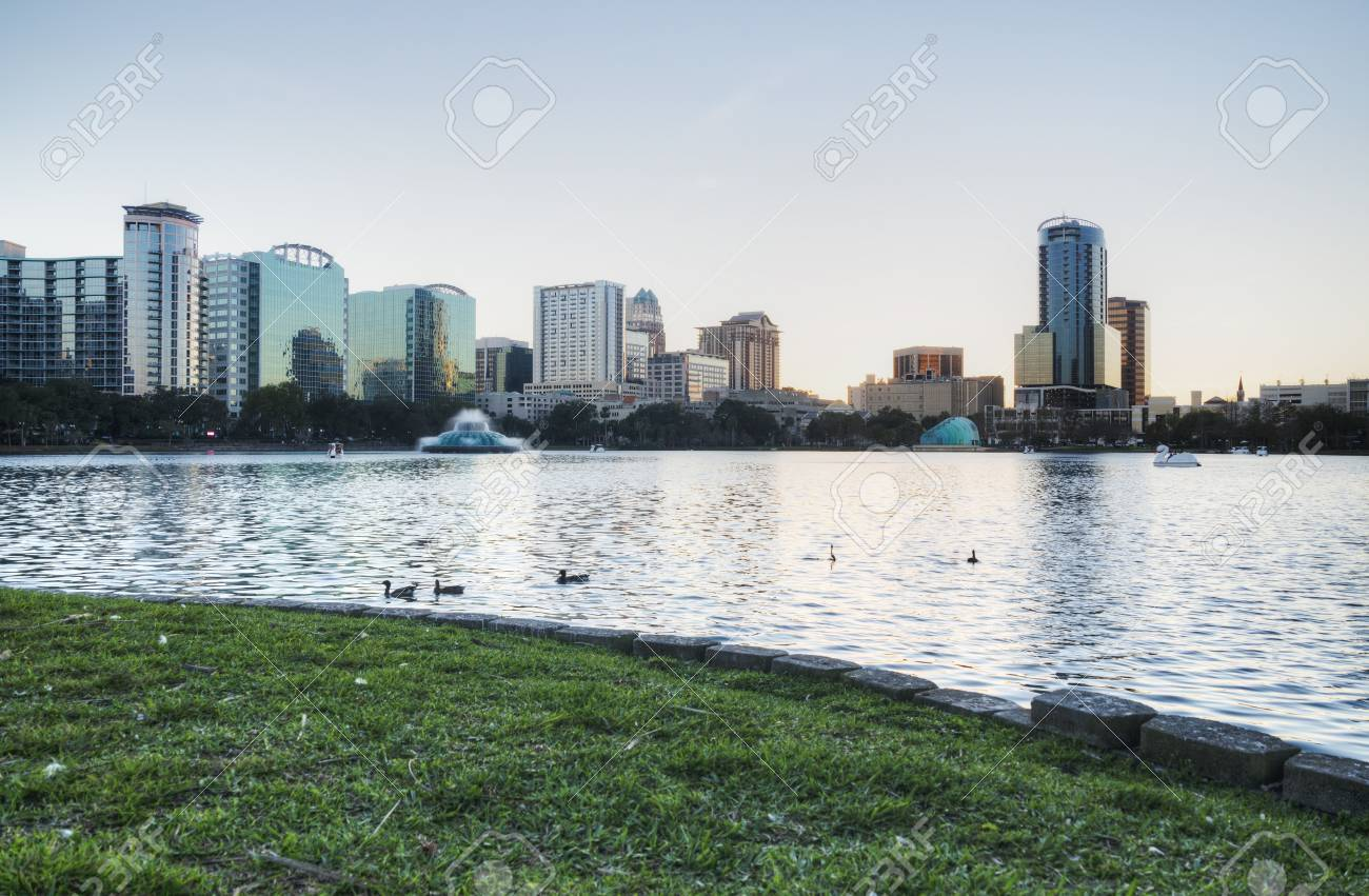 Orlando Stock Photo - 18445349