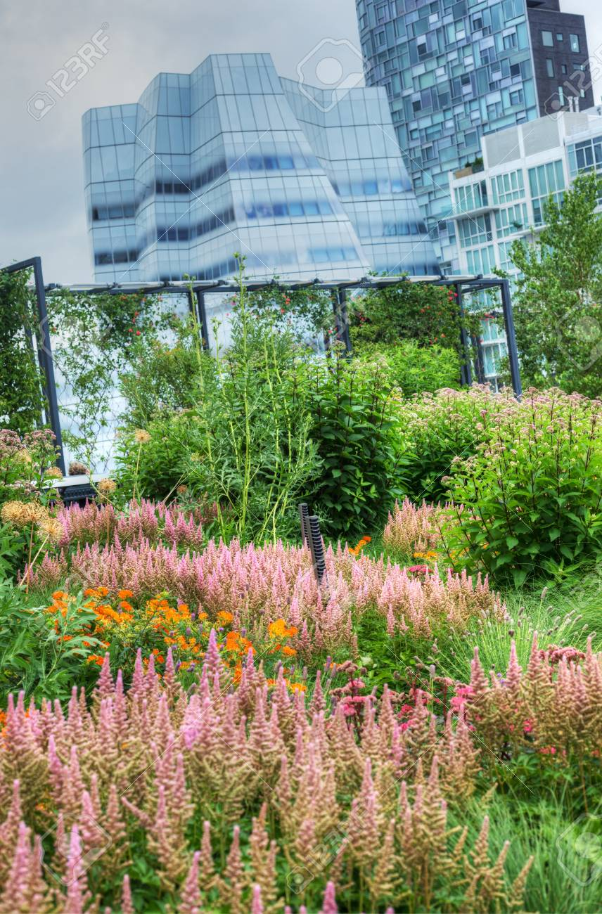 Highline in NYC Stock Photo - 20862269