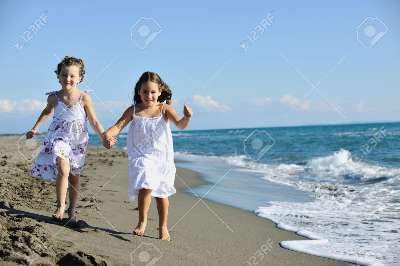 Beach joy after beach two