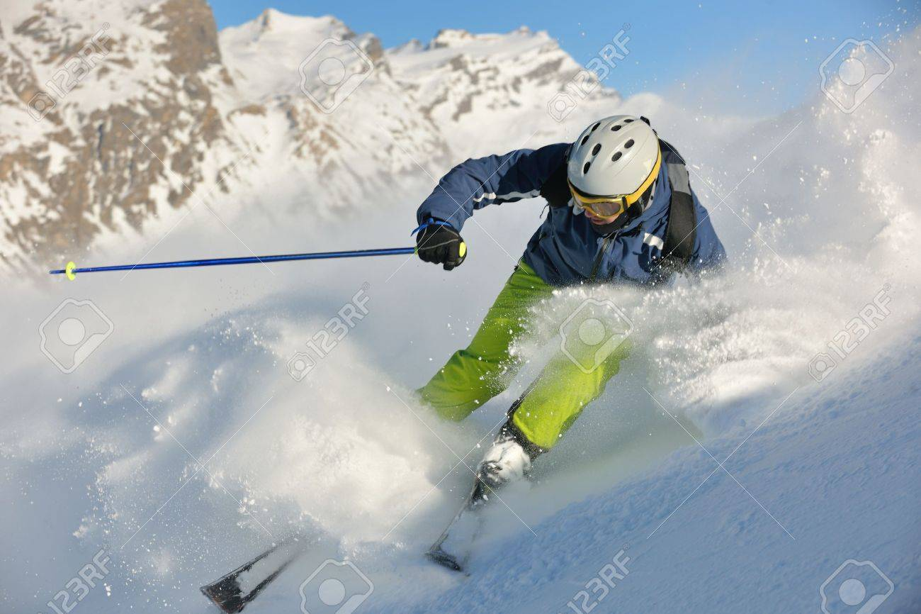 About competitive ski racing in NZ ? Snow Sports