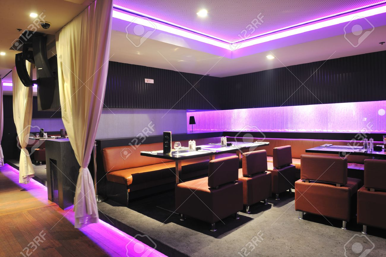 Night Club Interior Images & Stock Pictures. Royalty Free Night ...