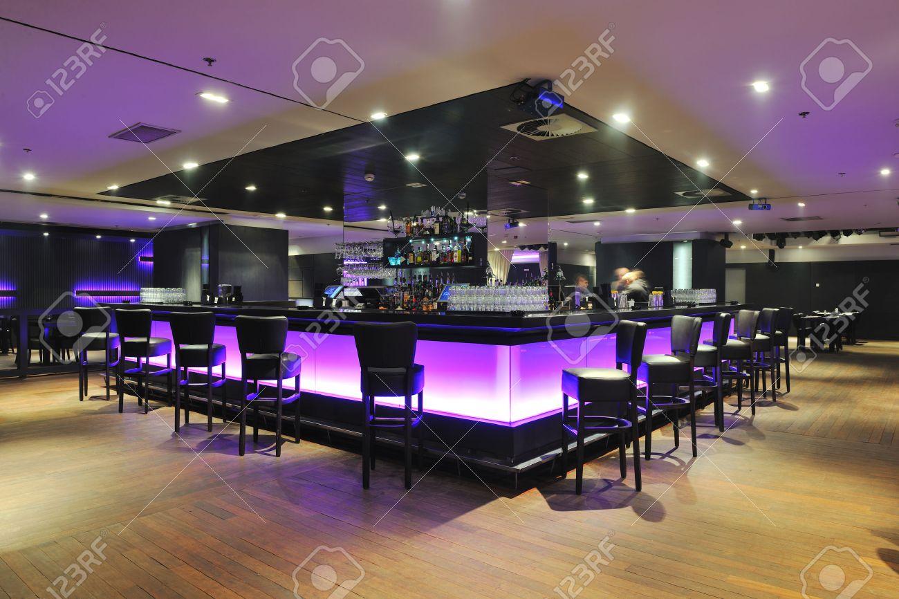 Night Club Interior Stock Photos. Royalty Free Night Club Interior ...