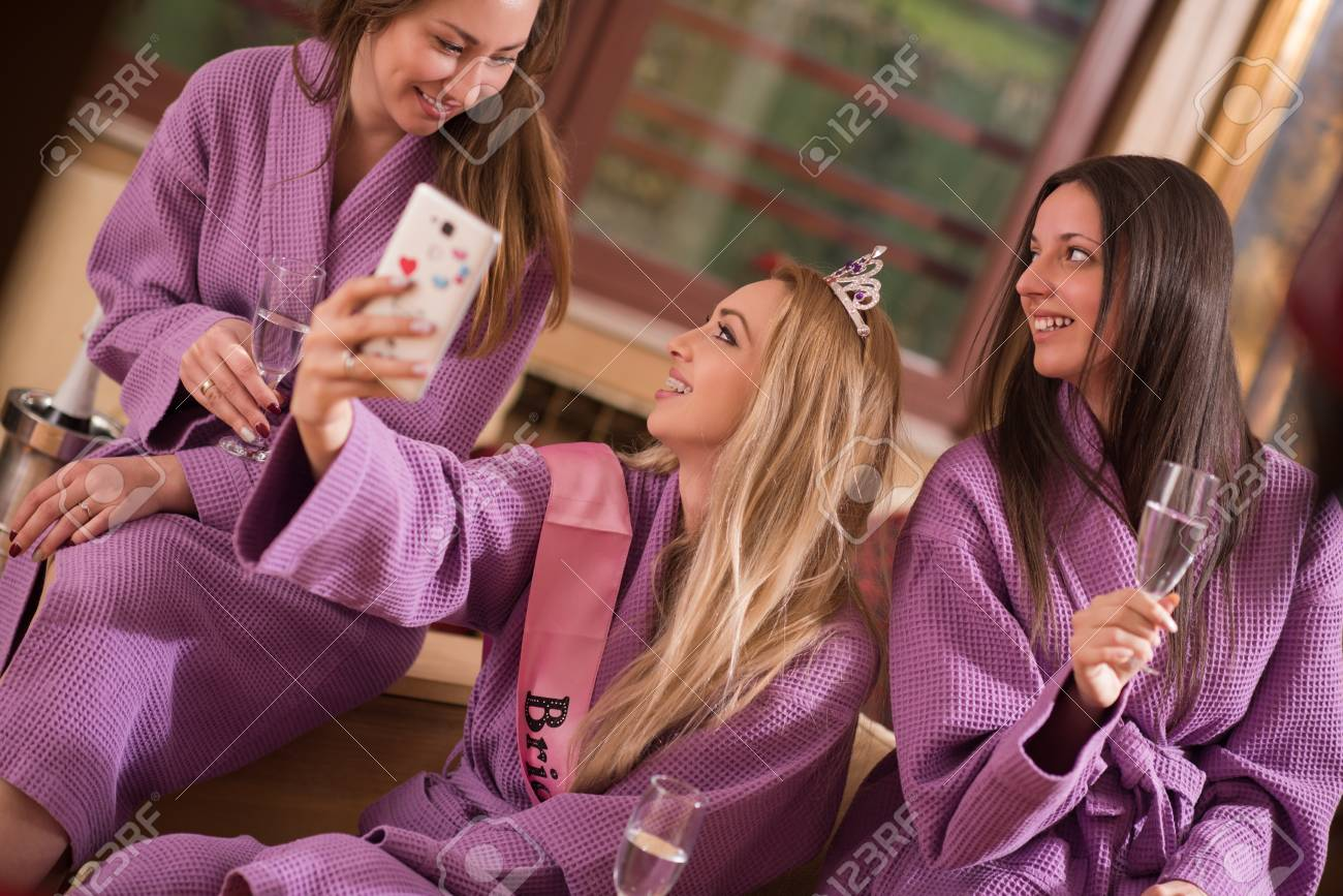 what do girls do at a bachelorette party