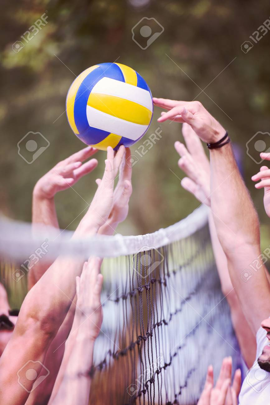 nature of the game volleyball