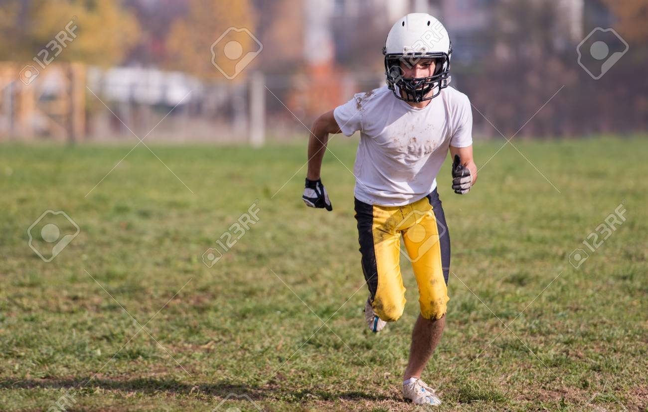 american football personal trainer