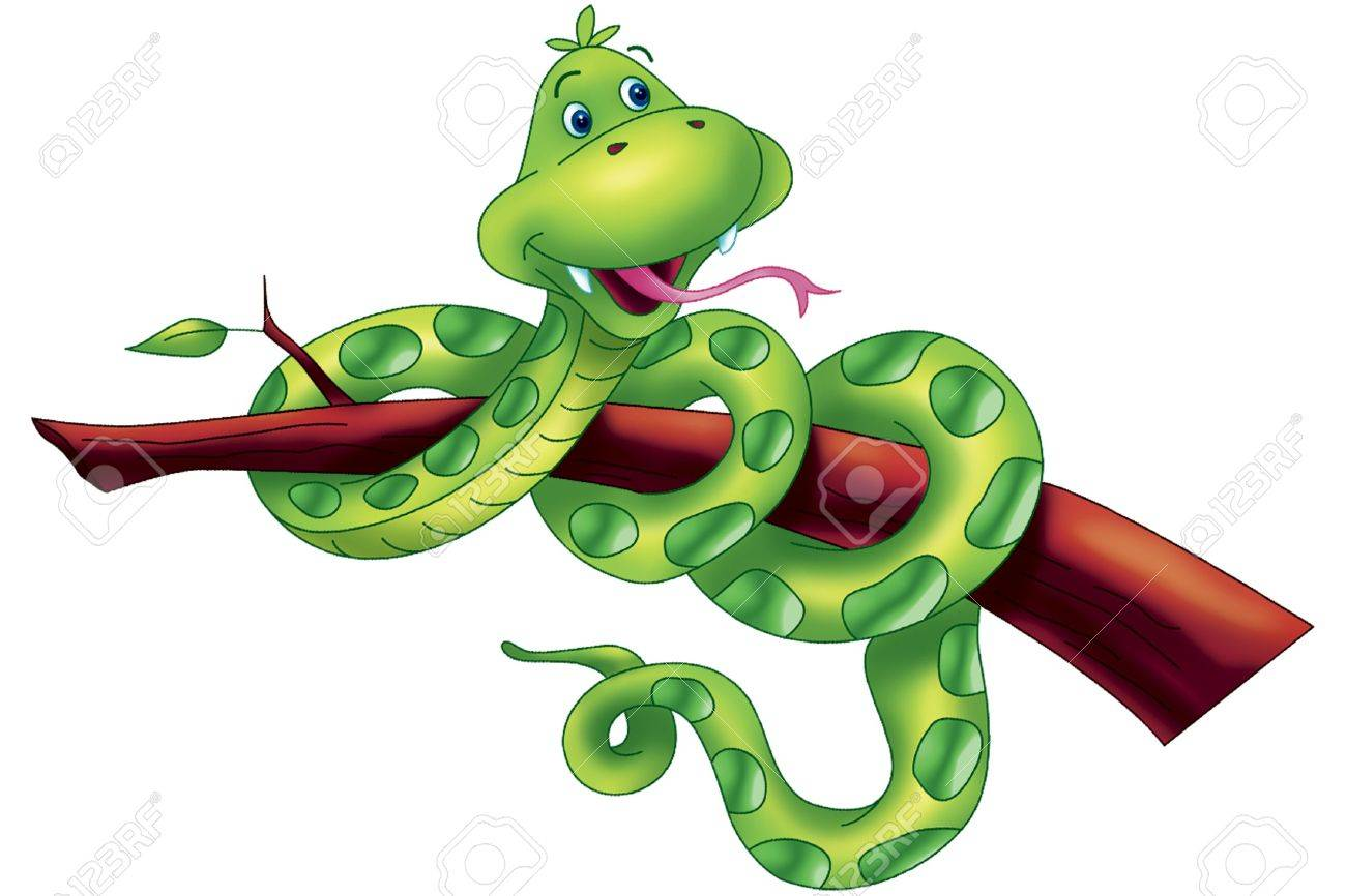 cute snake Stock Photo - 5583650