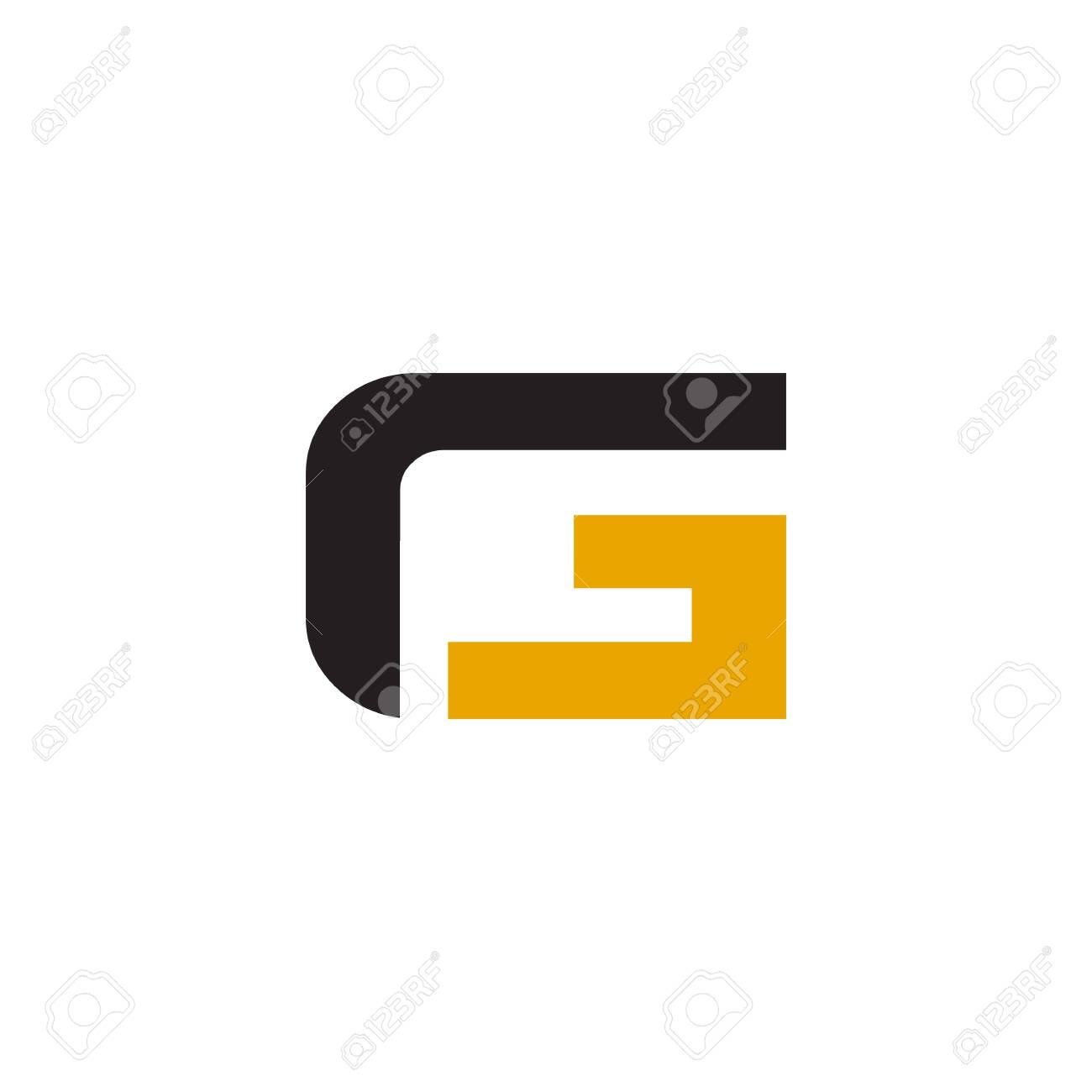 G Letter Initial Logo Design Inspiration Vector Template